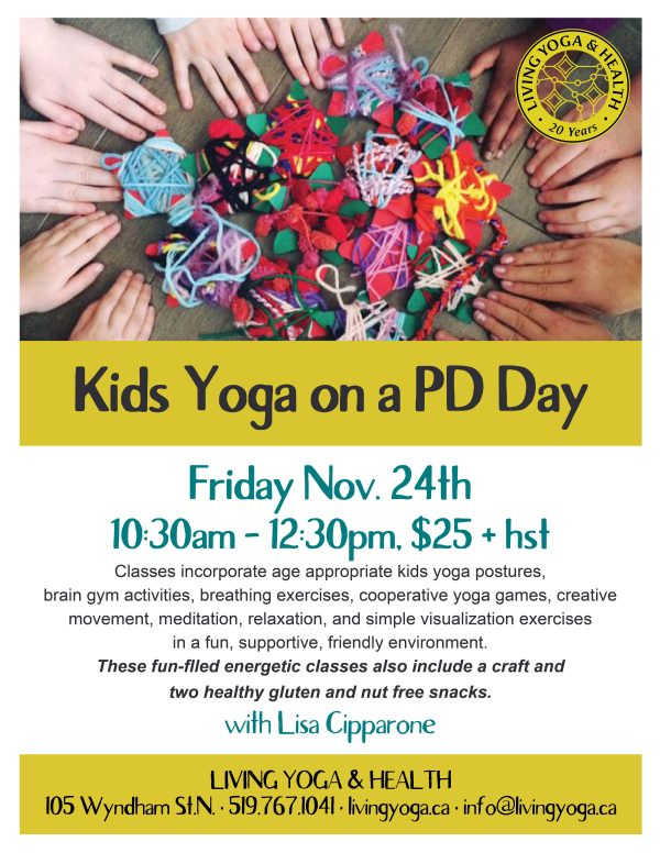 Kids Yoga on a PD Day Nov 24 (1)
